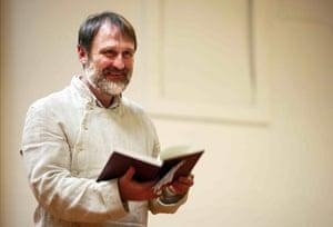 Hamlet at the Young Vic: Michael Gould