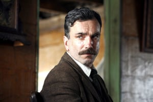 Moustaches: Daniel Day Lewis in There Will Be Blood