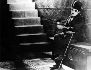 Moustaches: Charlie Chaplin in City Lights