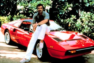 Moustaches: Tom Selleck in 'Magnum PI'