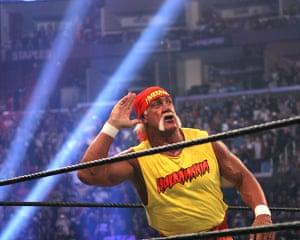 Moustaches: Hulk Hogan