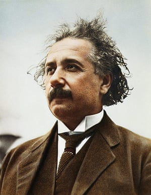 Moustaches: Albert Einstein