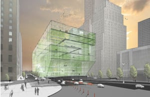 LTL, Masterplan for Greenwich South, New York