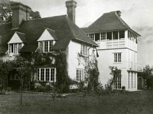 Crabby Corner, Letchworth Lane, Letchworth Garden City