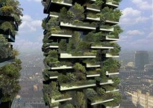 Bosco Verticale, Milan (under construction)