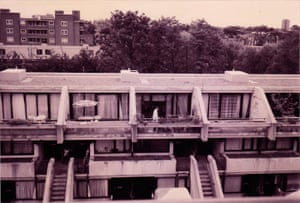 Alexandra Road Estate, London Borough of Camden