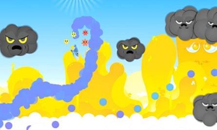 Whale Trail by ustwo for iPhone and iPad