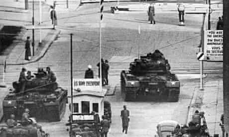 Berlin, Checkpoint Charlie