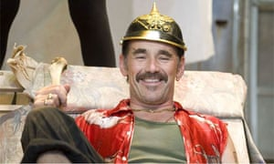 Mark Rylance as Rooster in Jerusalem