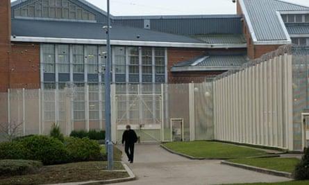 Woodhill prison in Milton Keynes