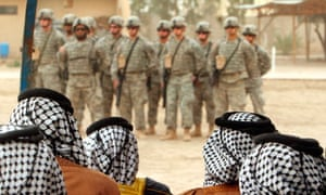 The Us Departure From Iraq Is An Illusion James Denselow Opinion