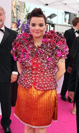 Bjork Fashion gallery: Polar Music Prize, Stockholm, Sweden - 30 Aug 2010