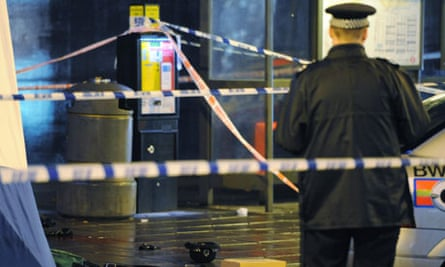 Knife attack in Ealing