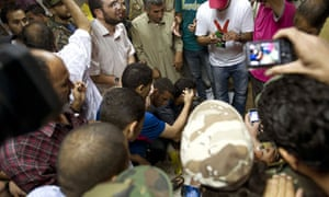 Death of Gaddafi