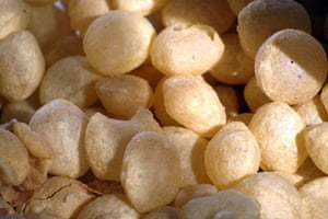 Diwali sweets: Puris