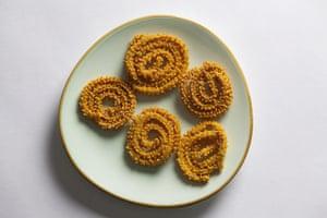 Diwali sweets: Chakri