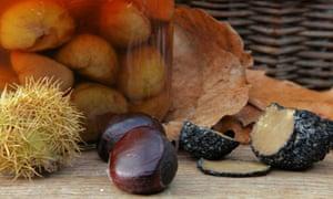Chestnut liqueur