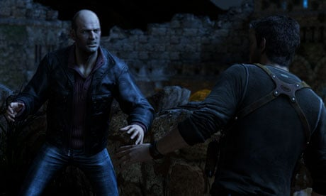Uncharted 3 Drake S Deception Review Games The Guardian