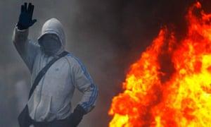 Hackney rioter