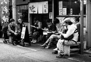 Tokyo by Paul Church: Ramen shop
