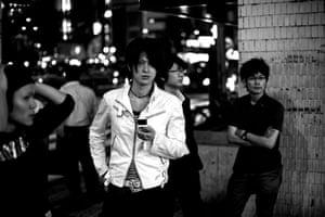 Tokyo by Paul Church: boys