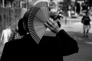 Tokyo by Paul Church: fan