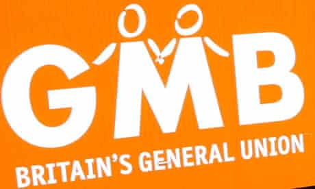 The GMB union said the report showed the true face of the 'nasty' Tory party