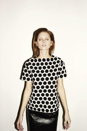 Fashion: polka dots: Fashion: polka dots