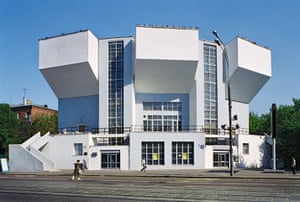 Soviet Art & Architecture: Rusakov Workers' Club at the Royal Academy