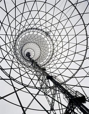 Soviet Art & Architecture: Shabolovka Radio Tower at the Roayl Academy