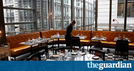 Restaurant Review Bread Street Kitchen Jay Rayner Life And Style The Guardian