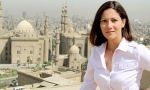 Mishal Husain presenting How Facebook Changed the World: The Arab Spring