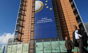 European Commission HQ, Brussels