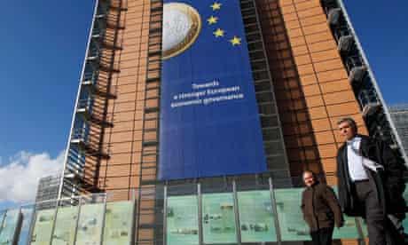European Commission HQ, Brussels