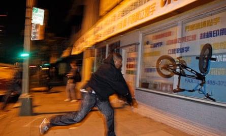 Oakland trouble