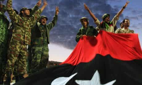 Kingdom of Libya flag