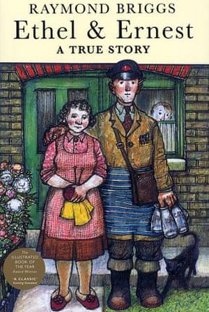 10 best: graphic novels: Ethel & Ernest