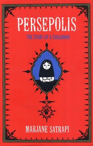 10 best: graphic novels: Persepolis