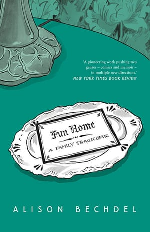 10 best: graphic novels: Fun Home