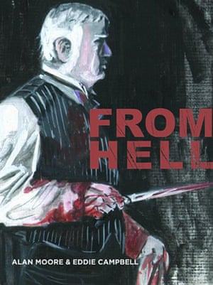 10 best: graphic novels: From Hell