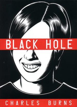 10 best: graphic novels: Black Hole