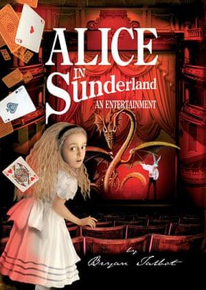 10 best: graphic novels: Alice in Sunderland