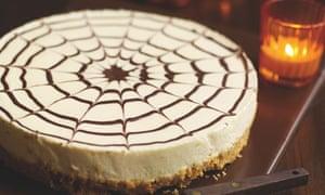 Fine Line Auto >> Halloween spiderweb cheesecake recipe | Life and style