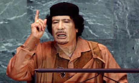 Gaddafi killer faces prosecution, says interim Libyan government