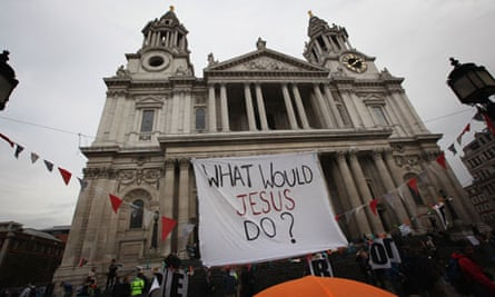St Paul's and Occupy London at odds over reason for cathedral closure
