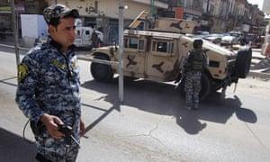 Iraqi capital hit by bomb attacks