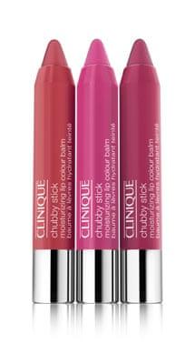 Clinique moisturising lip colours (£15 each)