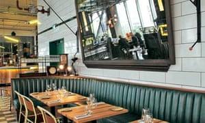 Restaurants: Bread Street Kitchen