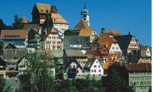 Altensteig Black Forest