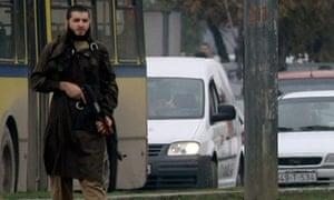 Bosnia US embassy shooting Mevlid Jasarevic